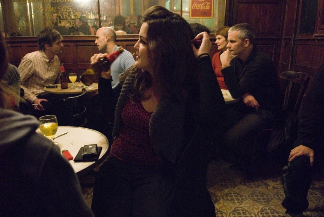 HSME Barcelona, Spain. Raval neighbour at Barcelona, a story by Johanna Kippo. Marsella Bar at C/Sant Pau.