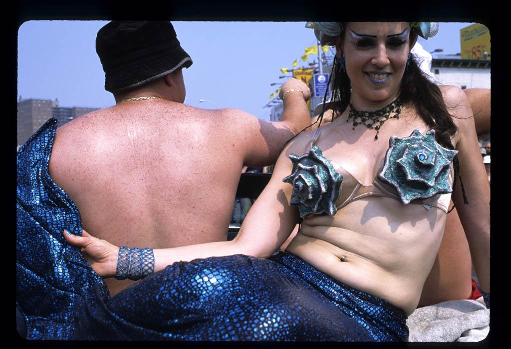 Mermaid's Parade, Coney Island