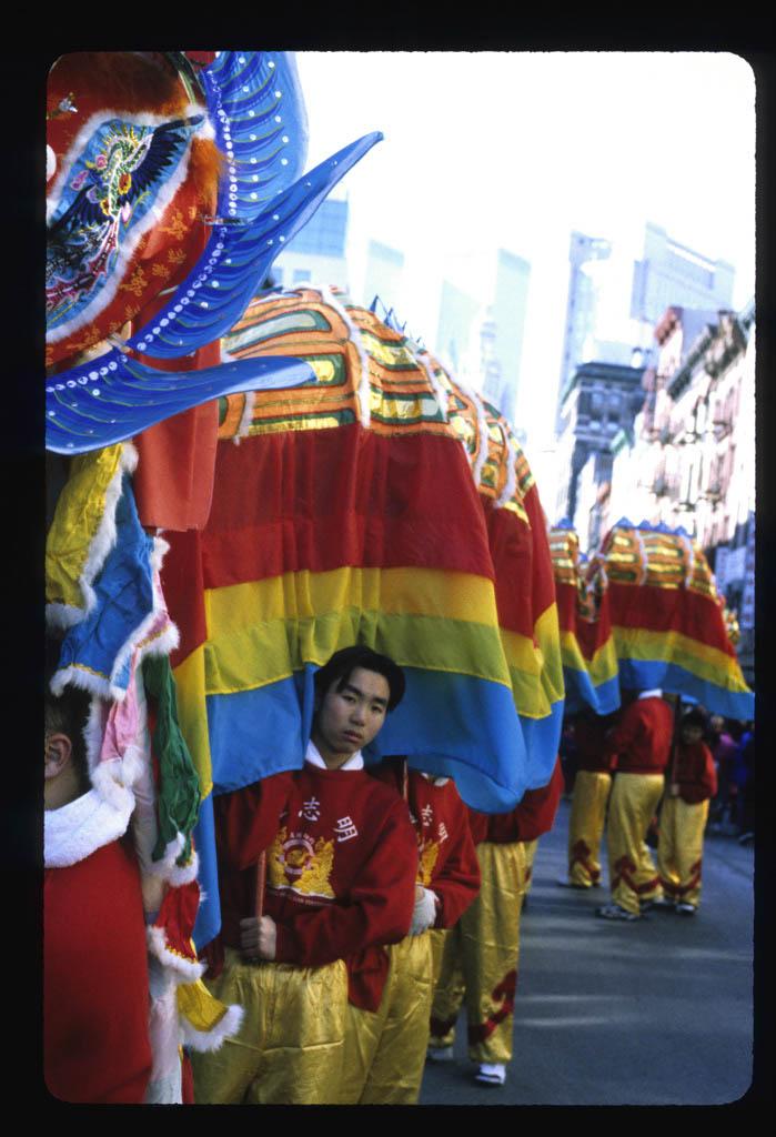 Chinese New Year Parade, China Town