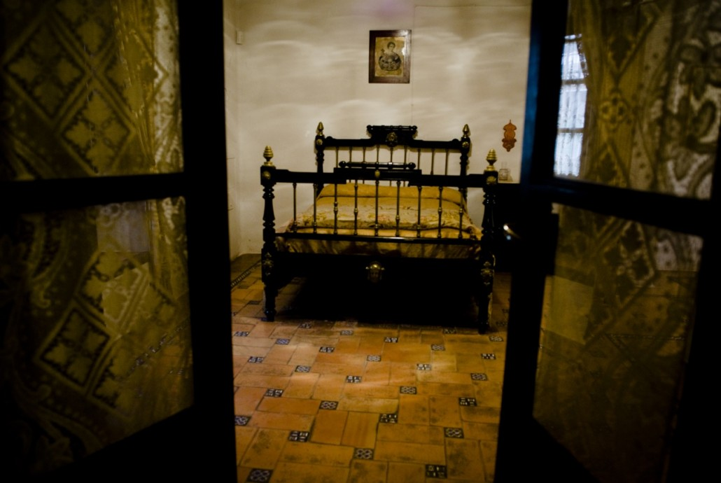 the birthplace of the poet Federico García Lorca in Fuente Vaquero, Granada, Andalucia. His birthplace is now a museum, the Museo Casa Natal Federico García Lorca