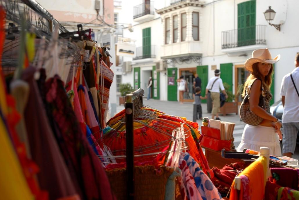 Ganesha's vintage clothing shop
