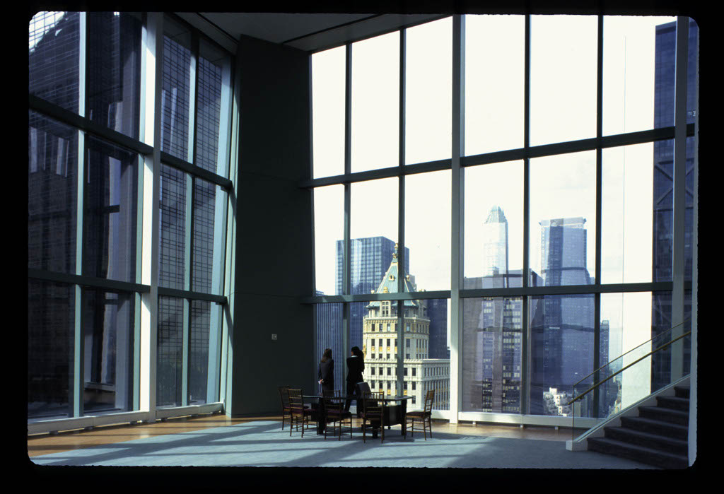 The Magic Room. Luis Vuitton Building