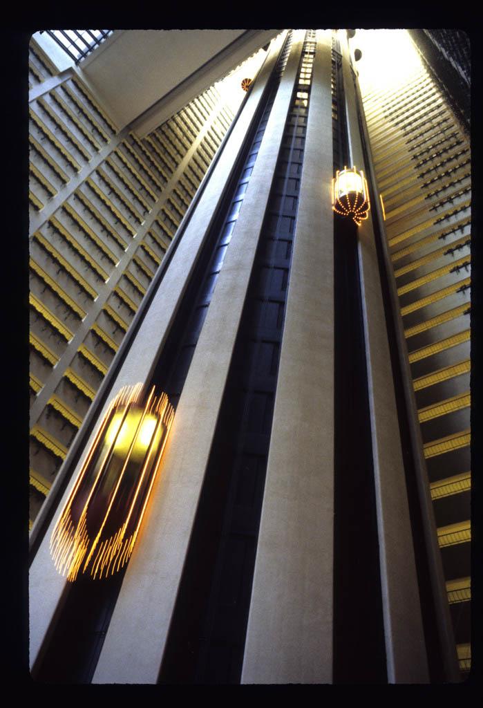 Marriot Marquis Hotel
