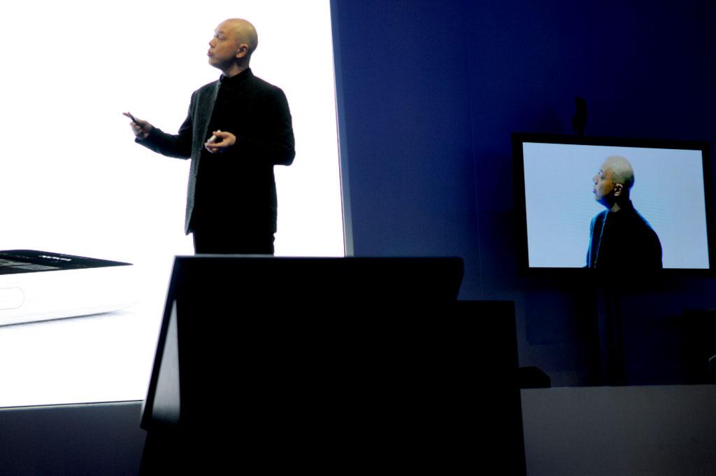 Barcelona, Spain. MWC: Marko Ahtisaari.