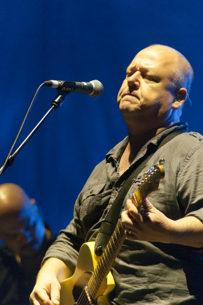 Barcelona, Spain. Primavera Sound 2014. John Grant of The PIxies band.