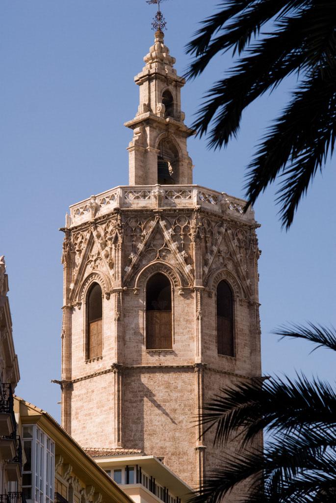 Cathedral tower (El Micanet), Valencia, Spain